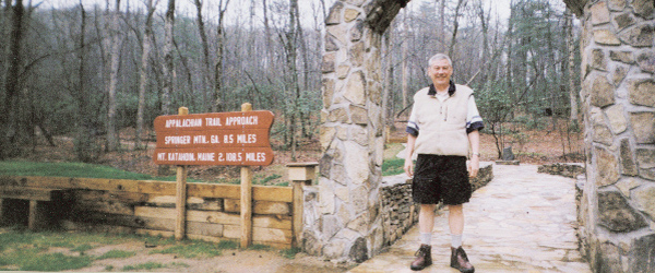 Day 1, April 7 1999, Springer Mountain GA